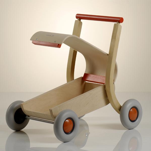 sirch sibis schorsch lauflernwagen kinderspielwaren aus holz. Black Bedroom Furniture Sets. Home Design Ideas