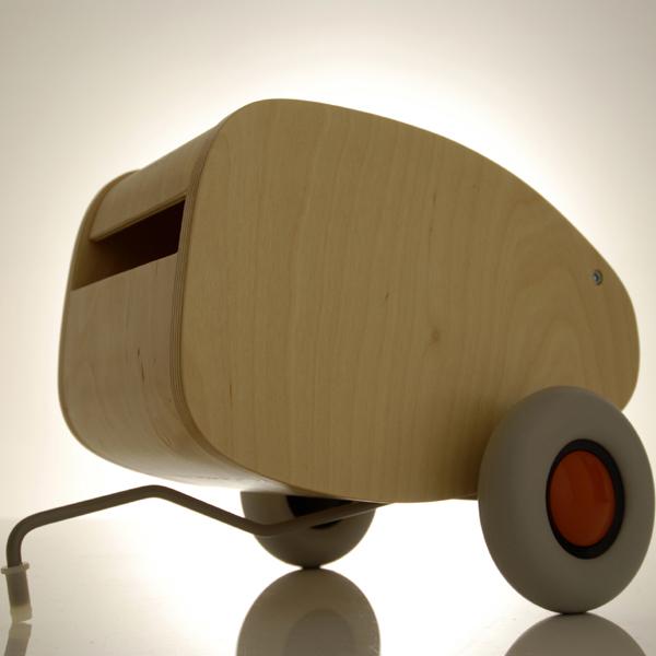 sirch sibis lorette anh nger f r kinder auto holz dorfhaus. Black Bedroom Furniture Sets. Home Design Ideas