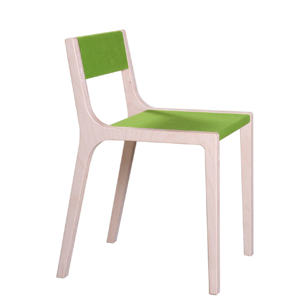 schreibtischstuhl kind sepp kinderstuhl holz filz gr n onlineshop. Black Bedroom Furniture Sets. Home Design Ideas