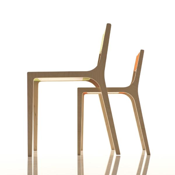schreibtischstuhl kind sepp kinderstuhl birke filz rot. Black Bedroom Furniture Sets. Home Design Ideas