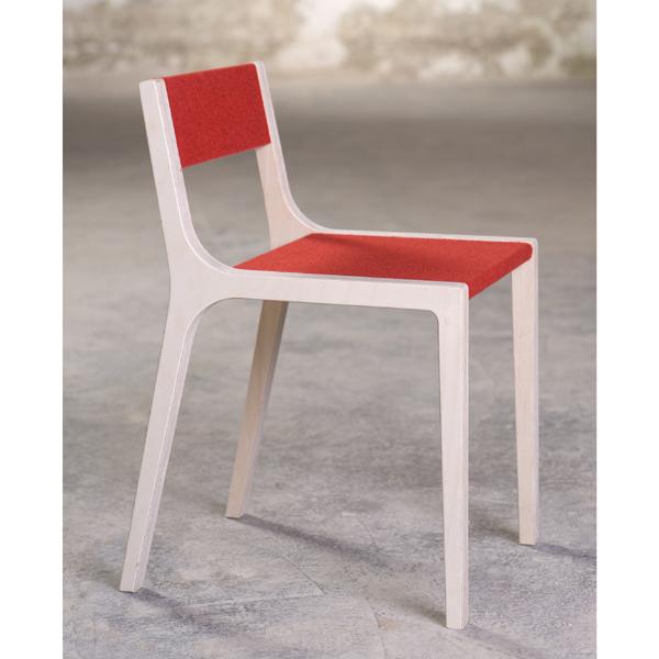 schreibtischstuhl kind sepp kinderstuhl birke filz rot dorfhaus. Black Bedroom Furniture Sets. Home Design Ideas