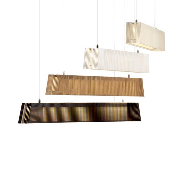 secto owalo pendelleuchte birke wei led pendelleuchte. Black Bedroom Furniture Sets. Home Design Ideas