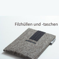 filz h llen filz taschen f r handy smartphone und e book. Black Bedroom Furniture Sets. Home Design Ideas