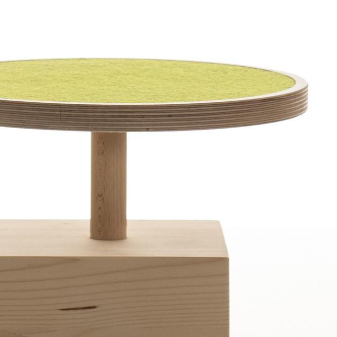 kinderhocker aus holz h henverstellbar von sirch dorfhaus. Black Bedroom Furniture Sets. Home Design Ideas