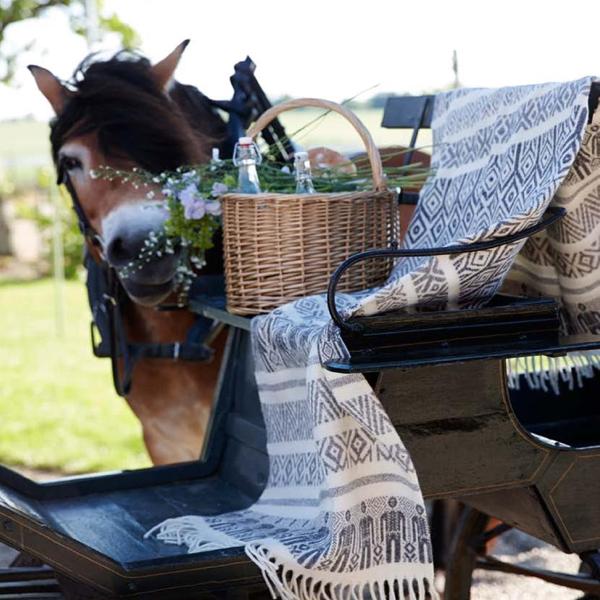 baby wolldecke grau kowolle kinder decke dorfhaus. Black Bedroom Furniture Sets. Home Design Ideas