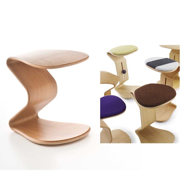 schreibtischstuhl kind eiche ge lt sitzpolster design nachhaltig. Black Bedroom Furniture Sets. Home Design Ideas
