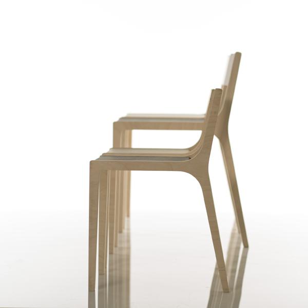 schreibtischstuhl kind kinderstuhl birke wei design kind. Black Bedroom Furniture Sets. Home Design Ideas