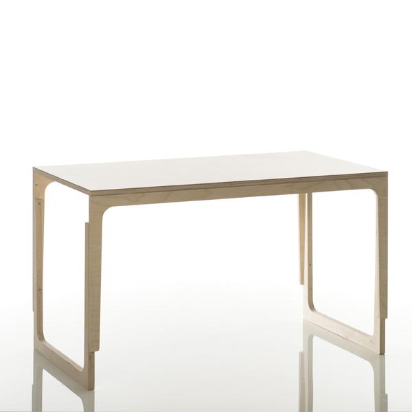 Kinderschreibtisch weiß holz  Kinderschreibtisch höhenverstellbar Holz mit weißer Tischplatte