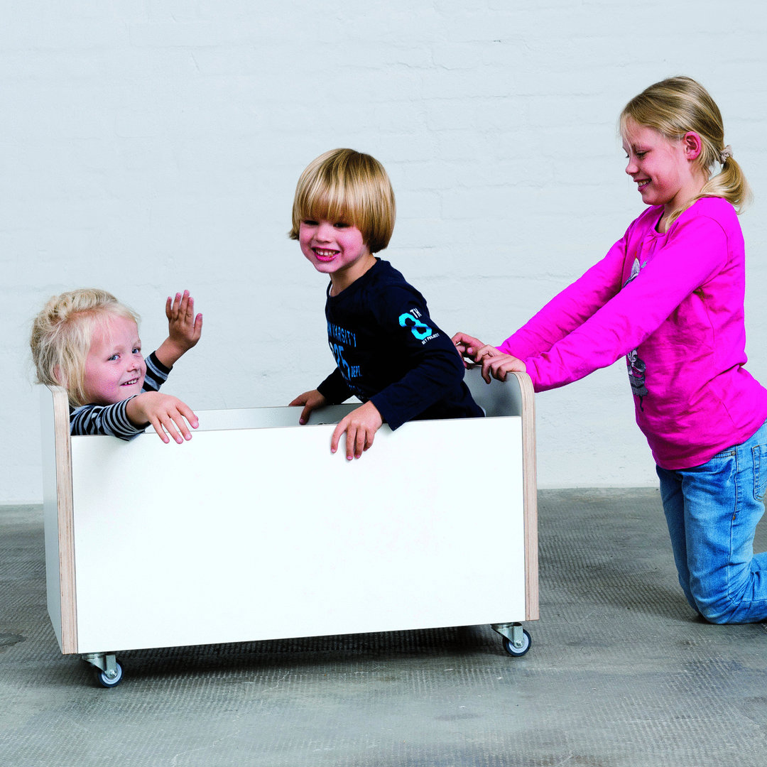Truhe rolling box kinderzimmer sch ne design kinderm bel - Truhe kinderzimmer ...