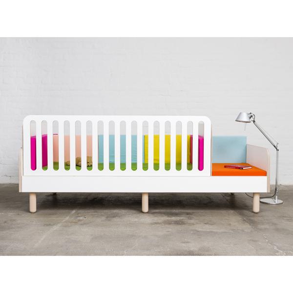 Fallschutz Zu Kinderbett Growing Bed Mitwachsend Pure Position