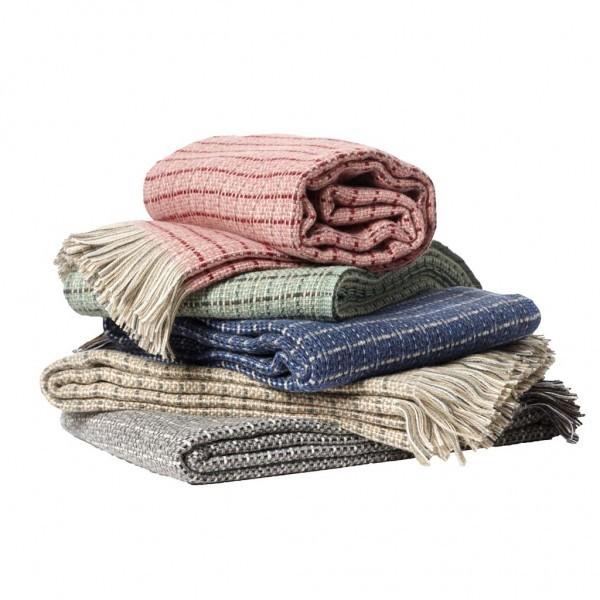 klippan decke wolle 130 200 stitch kariert wolldecken onlineshop. Black Bedroom Furniture Sets. Home Design Ideas