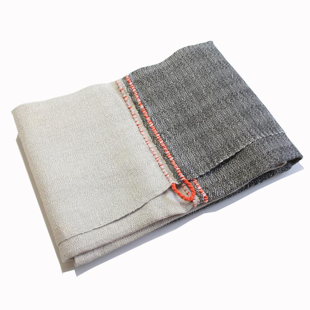 Duschtuch Leinen Handgewebt 65150 Duschhandtuch Handtuch