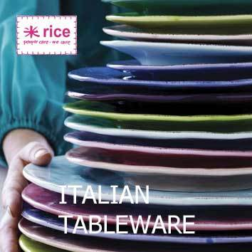Rice Italian Tableware