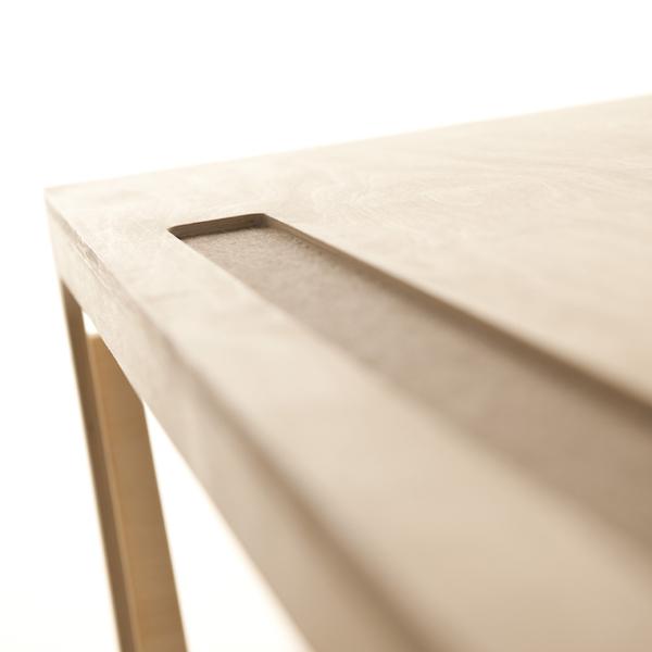 Kinderschreibtisch design  Kinderschreibtisch höhenverstellbar - Design-Kindermöbel aus Holz