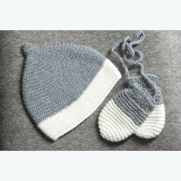Babymütze Gehäkelt Baby Alpaka Seide Wollmütze Baby Dorfhaus