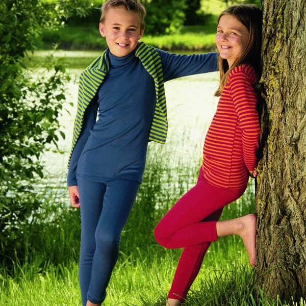 7fbaa2ff7b6d93 Wollunterwäsche Kind Wollshirt Wolle kbT Bio-Kinder-Unterwäsche