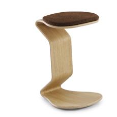 b rohocker gesundheitshocker h henverstellbar eiche dorfhaus. Black Bedroom Furniture Sets. Home Design Ideas