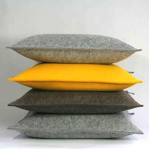 kissen filzkissen couchkissen kissen kinderzimmer seide versand. Black Bedroom Furniture Sets. Home Design Ideas