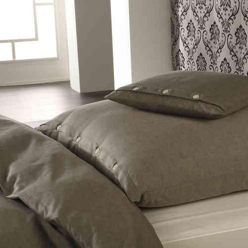 Schlitzer Leinen von Driessen - Leinen-Bettwäsche online kaufen
