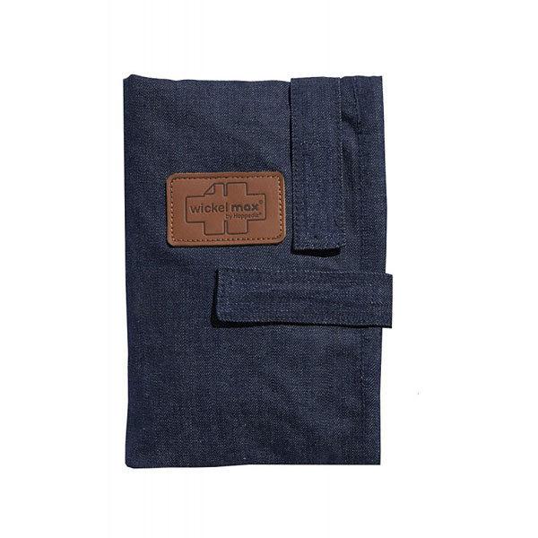 wickelunterlage unterwegs jeans reisewickelunterlage dorfhaus. Black Bedroom Furniture Sets. Home Design Ideas