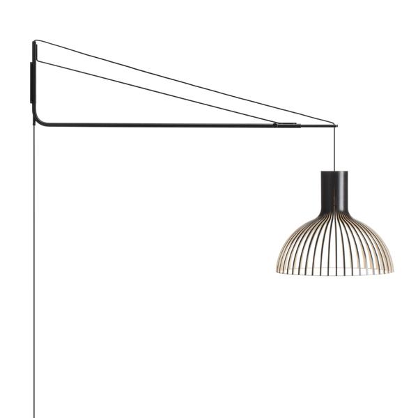 secto varsi 1000 wandhalterung f r pendelleuchten onlineshop. Black Bedroom Furniture Sets. Home Design Ideas