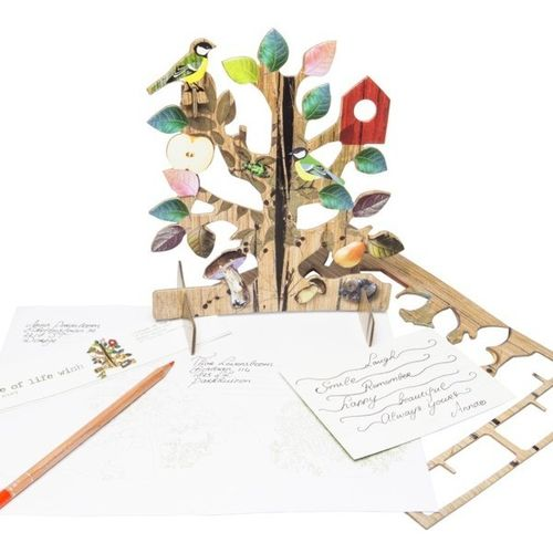 Studio ROOF Pop out Card Tree