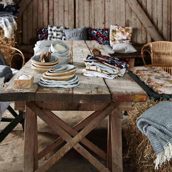 klippan decke wolle 130 200 blau wolldecken wollplaids onlineshop. Black Bedroom Furniture Sets. Home Design Ideas