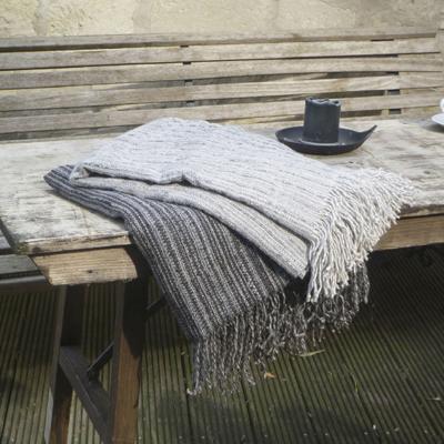 wolldecken aus kowolle fair trade projekten und bio baumwolle. Black Bedroom Furniture Sets. Home Design Ideas